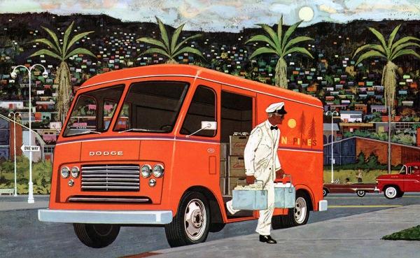 1960 Dodge P300