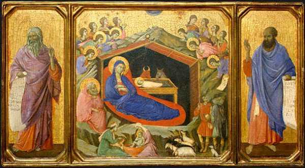 Triptych, 1308-1311