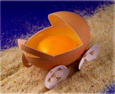 Egg Pram