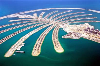 Nakheel Development via AP file