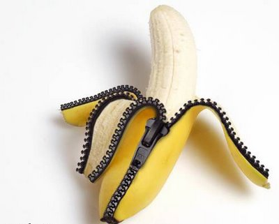 zipper-banana