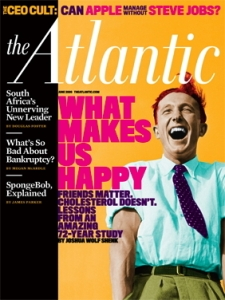 the atlantic june 2009