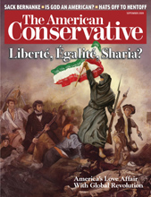 american conservative september 2009