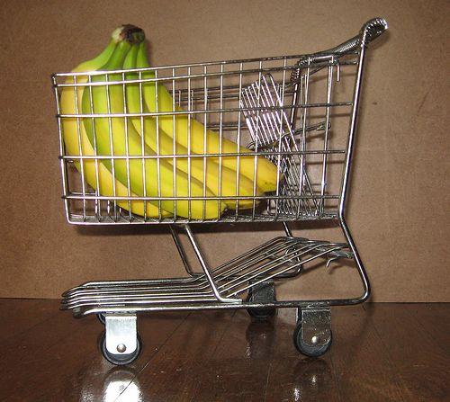 banana cart
