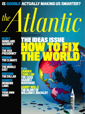 the atlantic july and august 2009