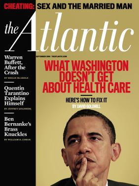atlantic september 2009