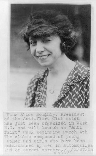 Alice Reighly