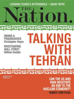 nation 26 october 2009
