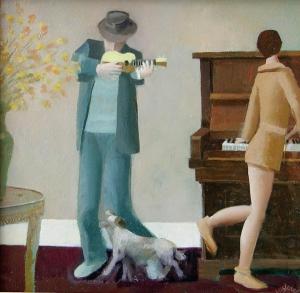 Ukulele Two Step, by David Eustace