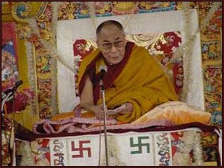 dalai fylfot